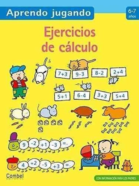 Imagen de EJERCICIOS DE CÁLCULO 6-7 AÑOS