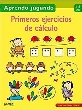 Imagen de PRIMEROS EJERICIOS DE CALCULO 4-5 AÑOS