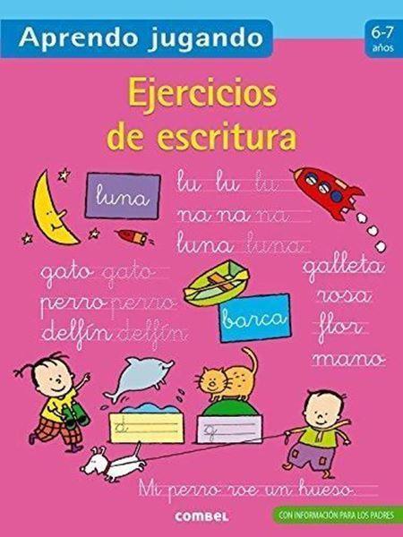 Imagen de EJERCICIOS DE ESCRITURA 6-7 AÑOS