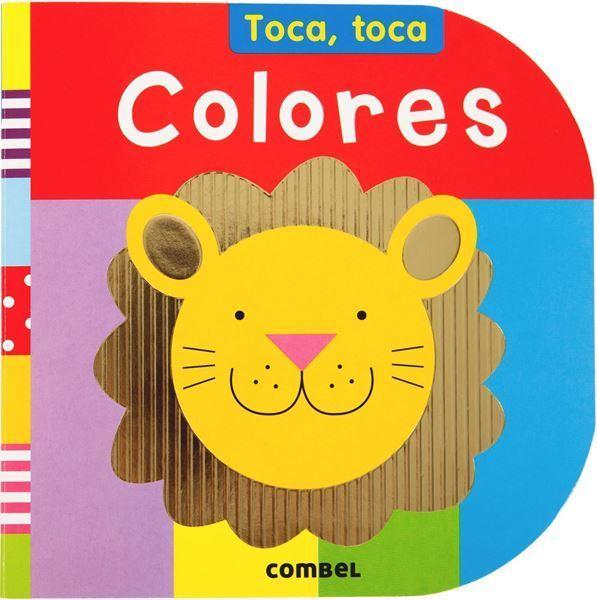 Imagen de COLORES: TOCA TOCA