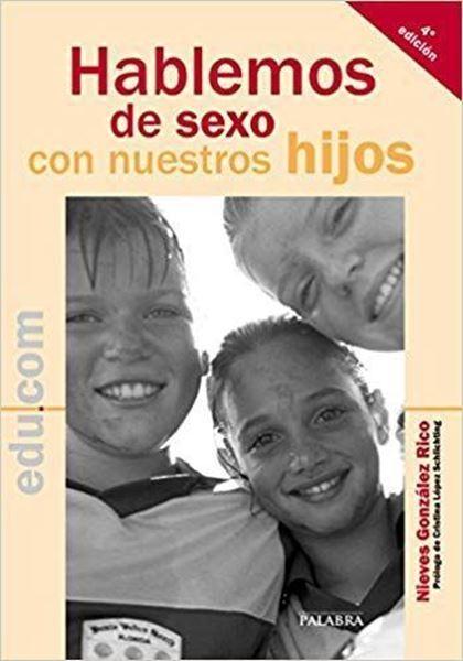 Imagen de HABLEMOS DE SEXO CON NUESTROS HIJOS