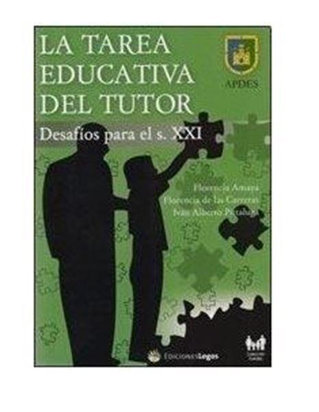 Imagen de LA TAREA EDUCATIVA DEL TUTOR