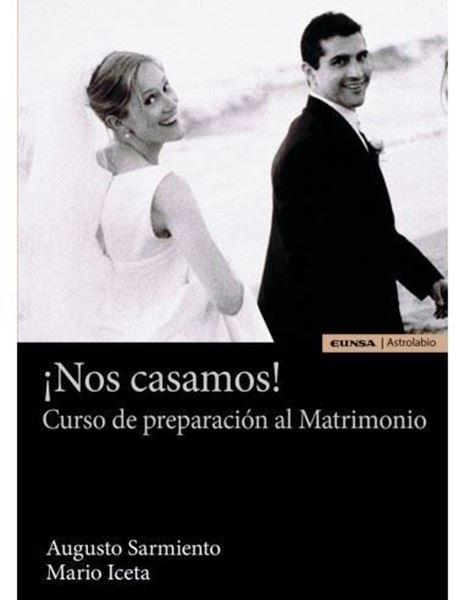 Imagen de ¡NOS CASAMOS! CURSO DE PREPARACIÓN AL MATRIMONIO