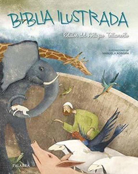 Imagen de BIBLIA ILUSTRADA