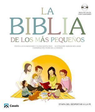 Imagen de La Biblia de los más pequeños