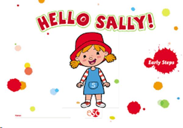 Imagen de HELLO SALLY - INGLES 2 AÑOS