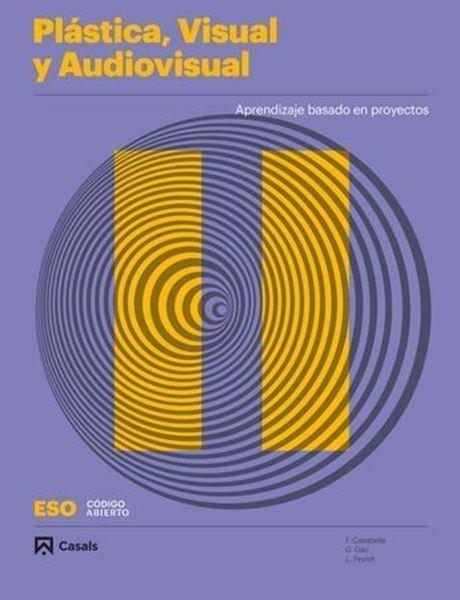 Imagen de Plástica, visual y audiovisual 2º