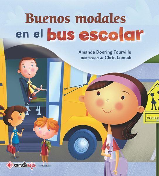 Imagen de Buenos modales en el bus escolar