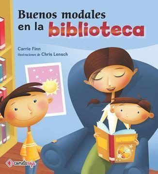 Imagen de Buenos modales en la biblioteca