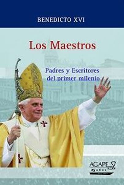 Imagen de LOS MAESTROS - BENEDICTO XVI