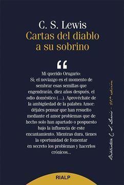 Imagen de CARTAS DEL DIABLO A SU SOBRINO