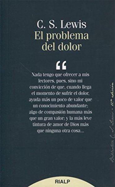 Imagen de EL PROBLEMA DEL DOLOR