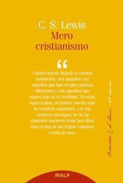 Imagen de MERO CRISTIANISMO