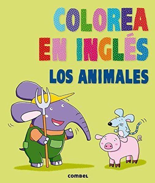 Imagen de COLOREA EN INGLÉS. LOS ANIMALES