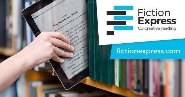 Imagen de FICTION EXPRESS LICENCIA INGLÉS 1º LICEO