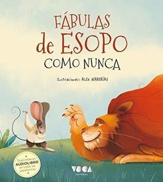 Imagen de FÁBULAS DE ESOPO COMO NUNCA