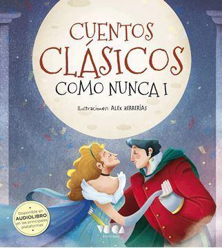 Imagen de CUENTOS CLÁSICOS COMO NUNCA I