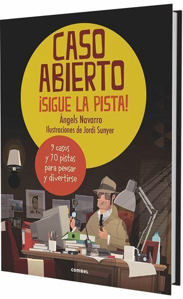 Imagen de CASO ABIERTO ¡SIGA LA PISTA!