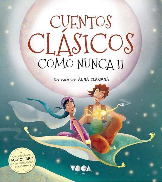 Imagen de CUENTOS CLÁSICOS COMO NUNCA II