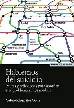 Imagen de HABLEMOS DE SUICIDIO