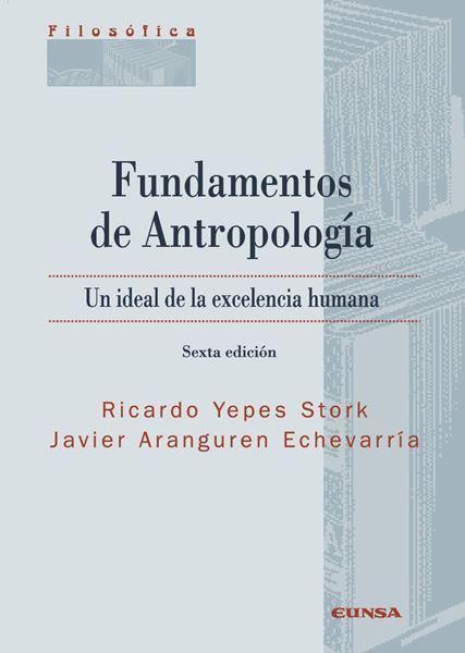 Imagen de FUNDAMENTOS DE ANTROPOLOGÍA