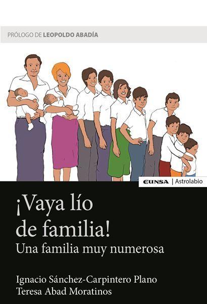 Imagen de ¡VAYA LÍO DE FAMILIA!