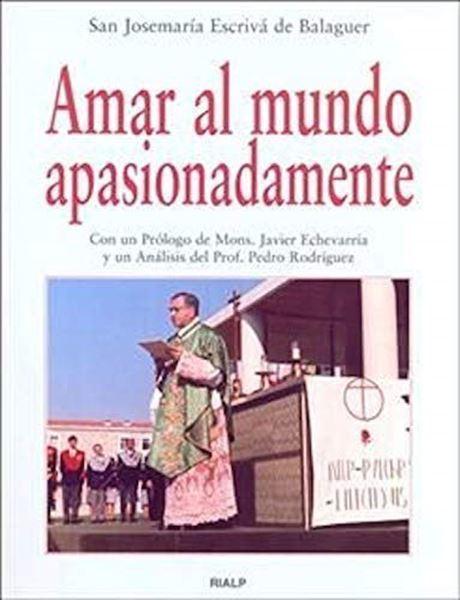 Imagen de AMAR AL MUNDO APASIONADAMENTE