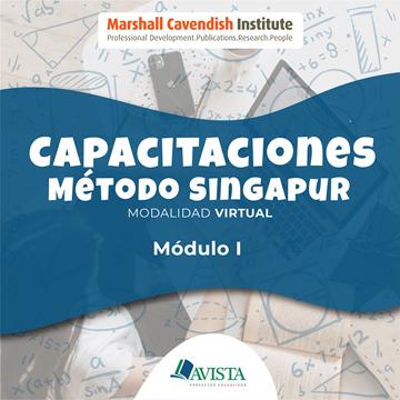 Imagen de MÓDULO I - Capacitación Método Singapur