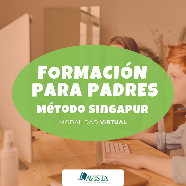 Imagen de FORMACIÓN PARA PADRES - MÉTODO SINGAPUR